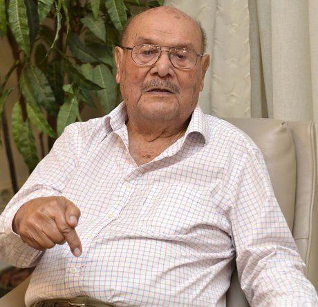 Entrevista a Rodolfo Gill Duarte a sus 95 años de edad