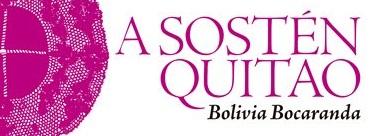 Libro testimonial de Bolivia Bocaranda BFC hizo aporte A sostén quitao